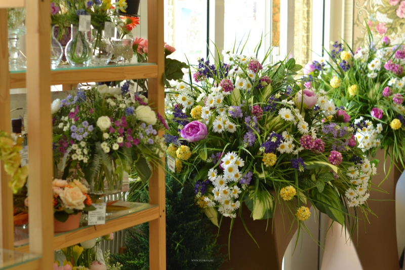 Магазин искусственных цветов Флора-дизайн