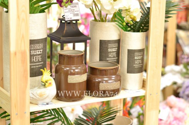 Магазин искусственных цветов