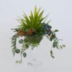 Настольная флористическая композиция