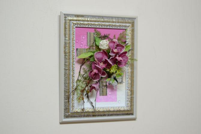 Панно на стену ручная работа. Для оформления интерьера: http://flora74.ru/shop/2430-sm/nastennaya-cvetochnaya-kompoziciya-2430-sm-kopirovat/
