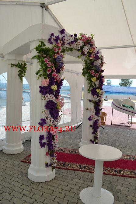 Праздничная арка