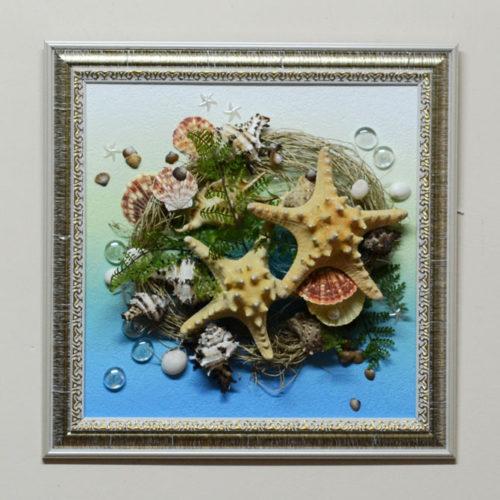 Морская композиция
