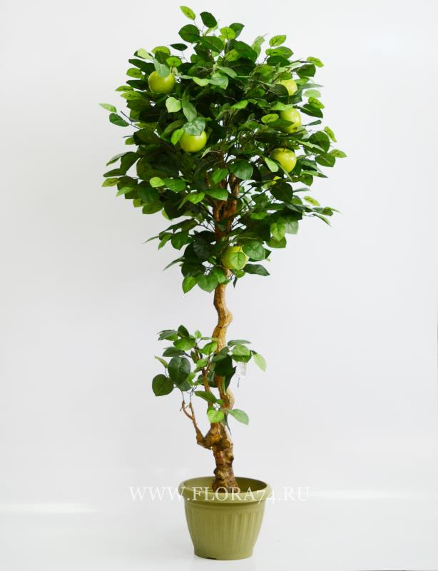 Дерево искусственное яблоня