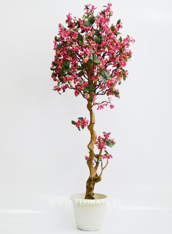 Дерево искусственное цветущее