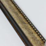Багет пластиковый 45*22 мм.Цена с учётом изготовления рамы и задником из ДВП