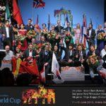Чемпионат мира по флористике