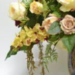 Цветы в композиции