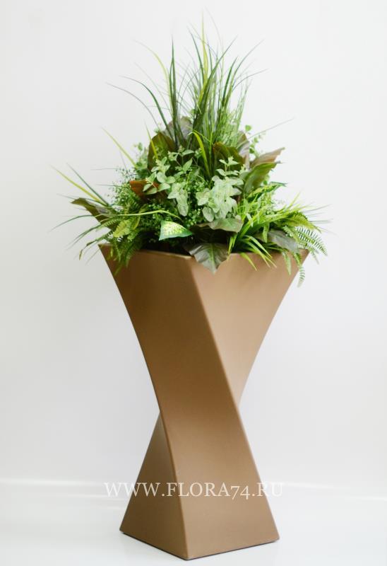 искусственных растений