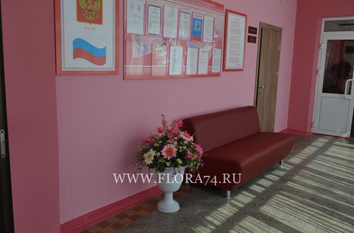 Оформление помещения школы