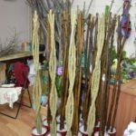 Изготовление искусственных деревьев