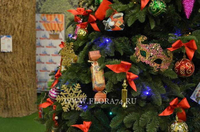 Украшения новогодней ёлки