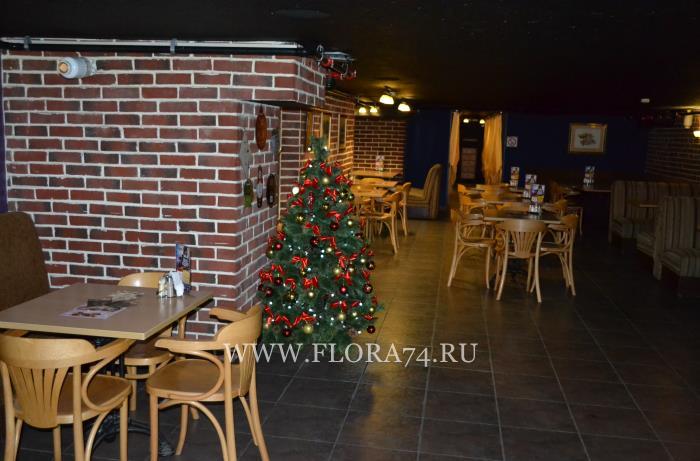 Новогодняя ёлка в Кофейне