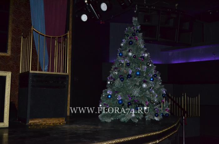 Новогодняя ёлка в ТЕАТРО