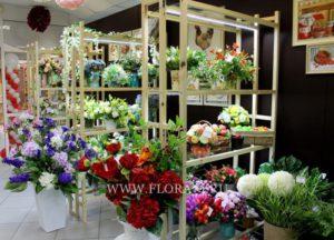 Искусственные цветы в Сыктывкаре