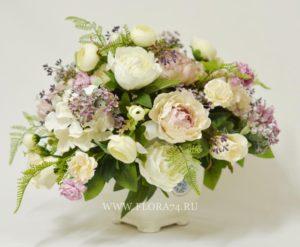 Декоративные цветы.