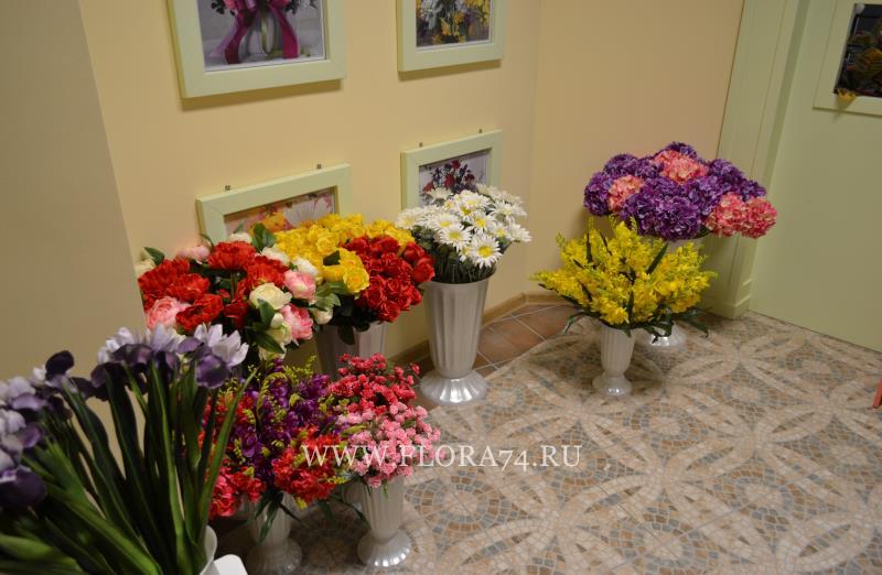 Флористическая мастерская.