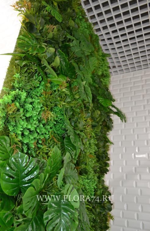 Искусственные копии растений.