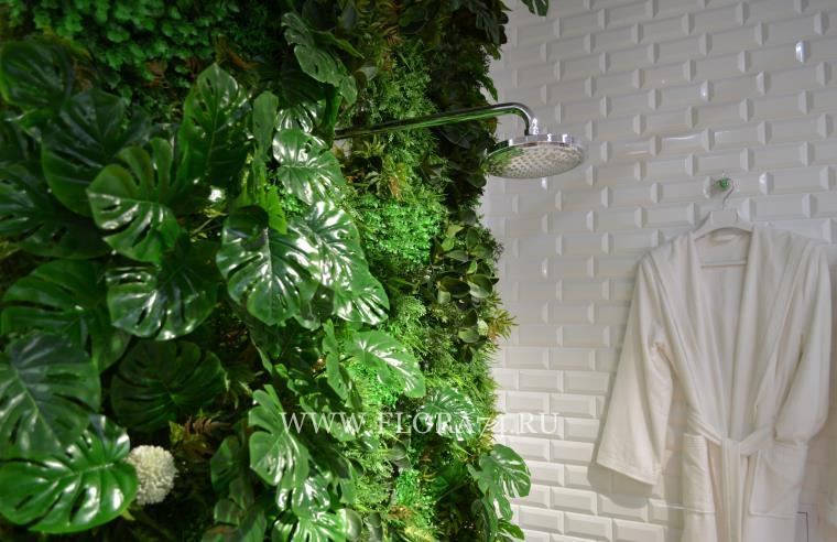 Декоративное озеленение.