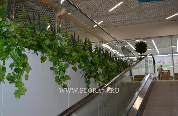 Искусственные растения. Флористика.