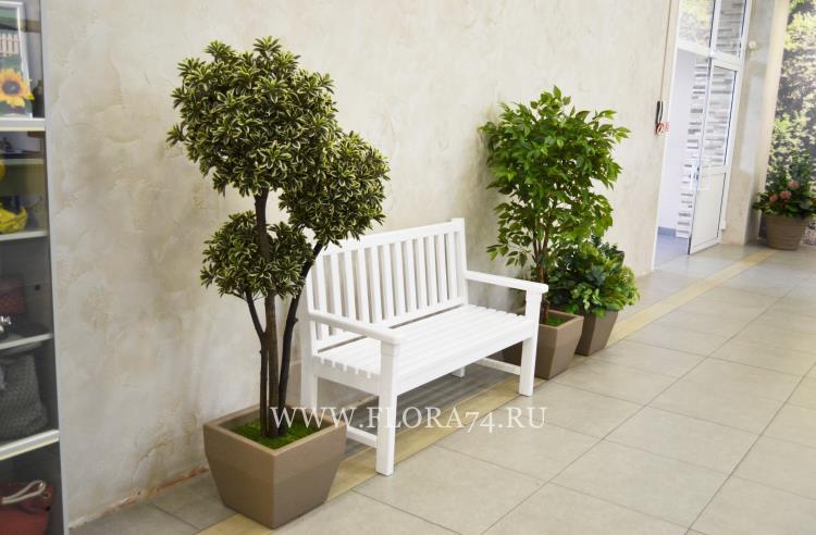 Производство искусственных деревьев.