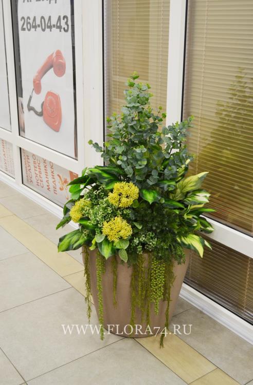 Декор флористический.